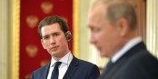 Sebastian Kurz et Vladimir Poutine Foto: Press-sloujba Prdta Rossii / Wikimédia Commons / CC-BY-SA 4.0