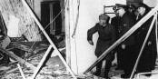 Incroyable qu'Adolf Hitler ait pu survivre cet attentat à la bombe... Foto: Bundesarchiv / Bild 146-1969-071A-03 / Wikimedia Commons / CC-BY-SA 3.0