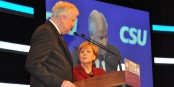 L'incompréhension est mutuelle - Horst Seehofer et Angela Merkel. Foto: Harald Bischoff / Wikimedia Commons / CC-BY-SA 3.0