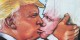 """Heureusement que Donald Trump et son pote Boris Johnson ne soient pas seuls à décider du """"Brexit""""... Foto: Matt Brown from London, GB / Wikimedia Commons / CC-BY 2.0"""