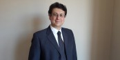 """Le Professeur Valerio Malvezzi porte le sujet du """"suicide d'état"""" au-delà des frontières. Foto: privée"""