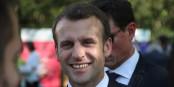 Natürlich ist der französische Präsident von Leibwächtern umgeben. Auch von solchen, die er besser nicht eingestellt hätte. Foto: Eurojournalist(e) / CC-BY-SA 4.0int