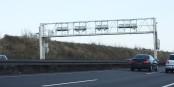 Désormais, on verra ces capteurs du système de péage allemand aussi sur les routes nationales. Foto: Politikaner / Wikimedia Commons / CC-BY-SA 3.0