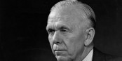 George C. Marshall en 1953 Foto: Yousuf-Karsh / Wikimédia Commons / CC-BY-SA 4.0int
