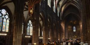 Das Strassburger Münster, ein magischer Ort... Foto: François Schnell / Wikimedia Commons / CC-BY-SA 4.0int