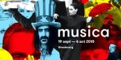 Wird 2018 ein denkwürdiges MUSICA-Jahr? Foto: Veranstalter