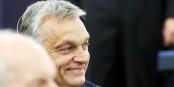 Il a beau afficher son sourire de vainqueur - Viktor Orban sait qu'il n'a pas de sanctions à craindre. Foto: © European Union, 2018, EP