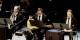 Comme Jimmy Page avec son archet : le Talea Ensemble interprète Takasugi à l'Auditorium de FR3 Foto: Rédaction