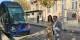 "Ortsbesichtigung Strassburg - Nawel Rafik-Elmrini erläutert Tobias Gotthardt das ""Strassburger Mobilitäts-Konzept"". Foto: Eurojournalist(e) / CC-BY-SA 4.0int"