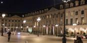 """Ministero della Giustizia presso l'Hôtel de Bourvallais al n° 13 del Place Vendôme, a Parigi, soprannominato per metonimia """"Place Vendôme"""". Foto: Eurojournalist(e) / CC-BY-SA 4.0int"""