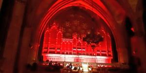 Luzifers Abschied de STOCKHAUSEN à l'église Saint-Paul de Strasbourg  Foto: Rédaction