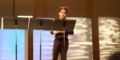 Andrea Vecchiato interprète une pièce d'Angus LEE, Lapsus memoriae  Foto: Rédaction