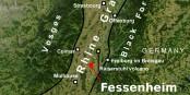 Wenn es so weitergeht, sichert uns Fessenheim eine strahlende Zukunft am Oberrhein. Foto: Sebturner / Wikimedia Commons / PD