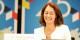 La Garde des Sceaux allemande, Dr. Katarina Barley, s'explique sur les projets franco-allemands. Foto: (c) ZEV / CC-BY-SA 4.0int