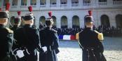 Prunk und Pomp prägen die Politik in Frankreich. Aber das ist irgendwie ausgehendes Mittelalter... Foto: ScS EJ
