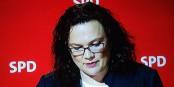 """Andrea Nahles denkt nun über den """"SPDexit"""" aus der Koalition in Berlin nach. Foto: ScS EJ"""