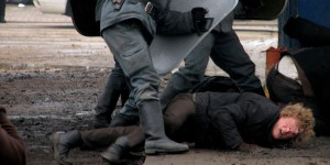 Des scènes de violence insupportables... Foto: Starscream / Wikimedia Commons / CC-BY-SA 3.0