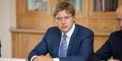 Nils Usakovs, maire de Riga et dirigeant de Saskana Foto: State Chancellery of Latvia / Wikimédia Commons / CC-BY-SA 2.0Gen.