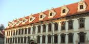 Le Palais Wallenstein/Valdstejn, où se réunit le Sénat (Prague)  Foto: Hynek Moravec / Wikimédia Commons / CC-BY-SA 3.0Unp
