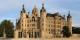 Le Château de Schwerin, la capitale du land de Mecklembourg-Poméranie occidentale  Foto: Kolossos / Wikimédia Commons / CC-BY-SA 3.0Unp
