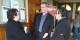 Les époux Dos Santos avec l'expert OSDEI Philippe Pardié (m.) - on attend le 12 décembre... Foto: D.R.