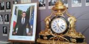 Schon bald ein Sammlerstück? Das offizielle Präsidentenphoto... Foto: Patrick Janicek / Wikimedia Commons / CC-BY 2.0