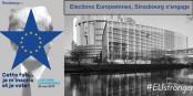 Donald Trump wird die Europawahl 2019 nicht beeinflussen - er sieht nur noch Sterne... Foto: strasbourg.eu