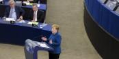 Statt schöne Reden zu halten, könnten unsere Regierungschefs ja auch einfach mal handeln... Foto: © European Union 2018 / Source EP