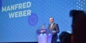 Manfred Weber ou Frans Timmermans - l'Europe ne progressera avec aucun des deux. Foto: European People's Party / Wikimedia Commons / CC-BY 2.0