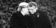 Hmmmm... mais ce ne sont pas ces deux-là qui feront avancer les relations franco-allemandes... Foto: ScS EJ
