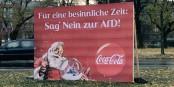 Pour une période d'avent paisible - dites non à l'AfD ! Tout est dit... Foto: #Afdentskalender