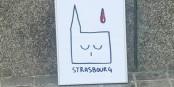 """Wir lernen gerade schmerzhaft, was """"Ich bin Straßburg"""" wirklich bedeutet... Foto: Eurojournalist(e) / CC-BY-SA 4.0int"""