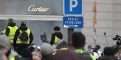 """Ceux qui veulent """"en découdre"""" à Paris, portent préjudice aux """"gilets jaunes"""" et à la France... Foto: Eurojournalist(e) / CC-BY-SA 4.0int"""