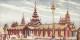 A l'Exposition de l'Empire britannique, Wembley, 1924 : le pavillon birman  Foto: Unknown / Wikimédia Commons / CC-BY-SA PD