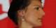 Sahra Wagenknecht, le regard fixé vers des lendemains radieux  Foto:  DerHexer / Wikimédia Commons / CC-BY-SA 4.0Int