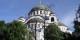 L'église Saint Sava à Belgrade. Samedi, Saint Sava portera-t-il un gilet jaune ?  Foto: Dungodun / Wikimédia Commons / CC-BY-SA PD