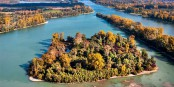 Le Rhin ouvre la voie vers le monde... der Rhein öffnet den Weg hinein in die Welt... Foto: (c) Frantisek Zvardon / EJ 2019