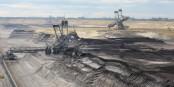 Braunkohle ist ein schlimm verschmutzender Energieträger, der im Abbau ganze Landstriche in Wüsten verwandelt. Foto: Haloorange / Wikimedia Commons / CC-BY-SA 3.0