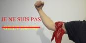 """Après les """"gilets jaunes"""", les """"foulards rouges"""" réclament un retour à la normalité en France. Foto: Page FB des """"foulards rouges"""""""