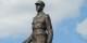 A Varsovie, o tempora, o mores : la statue du Général De Gaulle  Foto: Szczebrzeszynski / Wikimédia Commons / CC-BY-SA PD