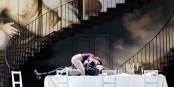 Die Teilung der Welt - La divisione del mondo... Foto: Klara Beck / Opéra National du Rhin