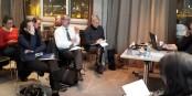 """Un débat respectueux, émouvant et fructueux - un """"Grand Débat National"""" exemplaire à Mulhouse ! Foto: privée"""
