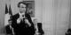 Na, die Reformen müssen schon etwas grösser ausfallen, als es Emmanuel Macron vor den Bürgermeistern zeigt... Foto: ScS EJ