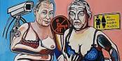 Orban et Poutine, les deux mamelles du populisme M. L. GRÄFF, Der europäische Altar (détail)  Foto: Mathias Laurenz Gräff / Wikimédia Commons / CC-BY-SA 4.0Int