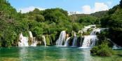Les Cascades de Krk, en Dalmatie  Foto: Version13 / Wikimédia Commons / CC-BY-SA PD