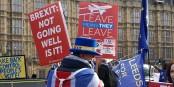 """Non, le """"Brexit"""" ne se passe vraiment pas bien... autant le stopper ! Foto: ChiralJon / Wikimedia Commons / CC-BY-SA 3.0"""