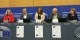 Karine Gloanec-Maurin, Jo Leinen, Christine Revault-D'Allonnes-Bonnefoy, Kai Littmann, Anne Sander gestern im Europäischen parlament. Foto: Franck Dautel / CC-BY-SA 4.0int