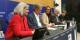 Karine Gloanec-Maurin, Jo Leinen, Christine Revault-D'Allonnes-Bonnefoy, Kai Littmann et Anne Sander. Foto: Franck Dautel / Eurojournalist(e) / CC-BY-SA 4.0int