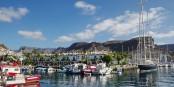 Machen Sie Urlaub in Puerto de Mogan, aber lassen Sie sich nicht abzocken! Foto: User: Bgabel at wikivoyage / Wikimedia Commons / CC-BY-SA 3.0