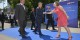 Viktor Orban dansant le jerk avec une amanite tue-mouche, quelque part dans le Wienerwald  Foto: European's People Party / Wikimédia Commons / CC-BY-SA 2.0Gen